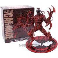 The Amazing SpiderMan Venom Carnage ARTFX STATUE 1 10 Scale Pre Painted Figure Model Kit 18cm