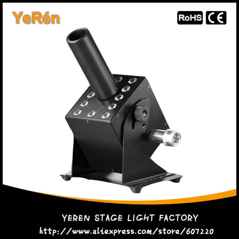 <font><b>Led</b></font> Co2 Jet Machine Co2 Jet Device Stage DJ Effect Equipment DJ Effects Machine RGB Color Mixing image