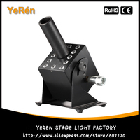 Led Co2 Jet Machine Co2 Jet Device Stage DJ Effect Equipment DJ Effects Machine RGB Color Mixing