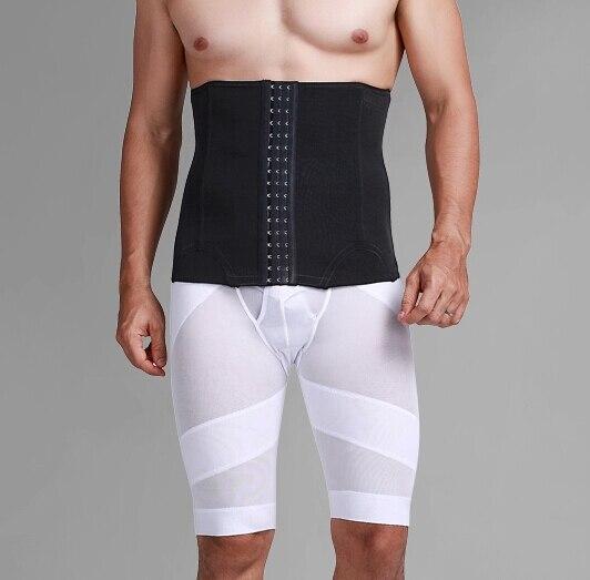 d57202455e Ann chery latex waist cincher maternity shape up belt steel bone waist  trainer stomach shaper serre taille