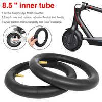 """Pro 2 pces 8.5 """"atualizado engrossar pneu para xiaomi mijia m365 scooter elétrico pneus internos m365 peças duráveis pneus pneumáticos"""
