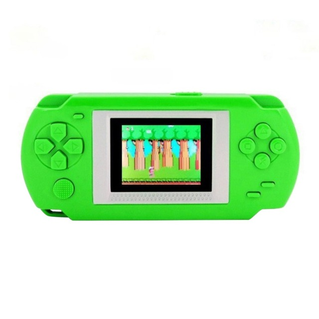2 Inch Screen Child 502 Color Screen Display Handheld Game Consoles Game Player With 268 Different Games
