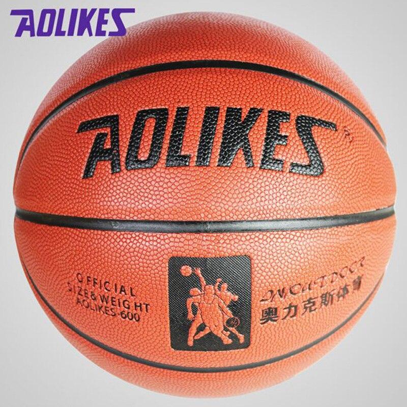 Haute Qualité GG7 Basket-Ball résistant à L'usure PU Materia Officiel Size7 Basket Avec pompe De Gonflage + Aiguille + Sac
