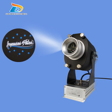 Factory Outlet OUTDOOR IP65 30W LED Signs Rotary Advertising Gobo Logo Lighting 3100Lumens Custom Logo Gobo Projector