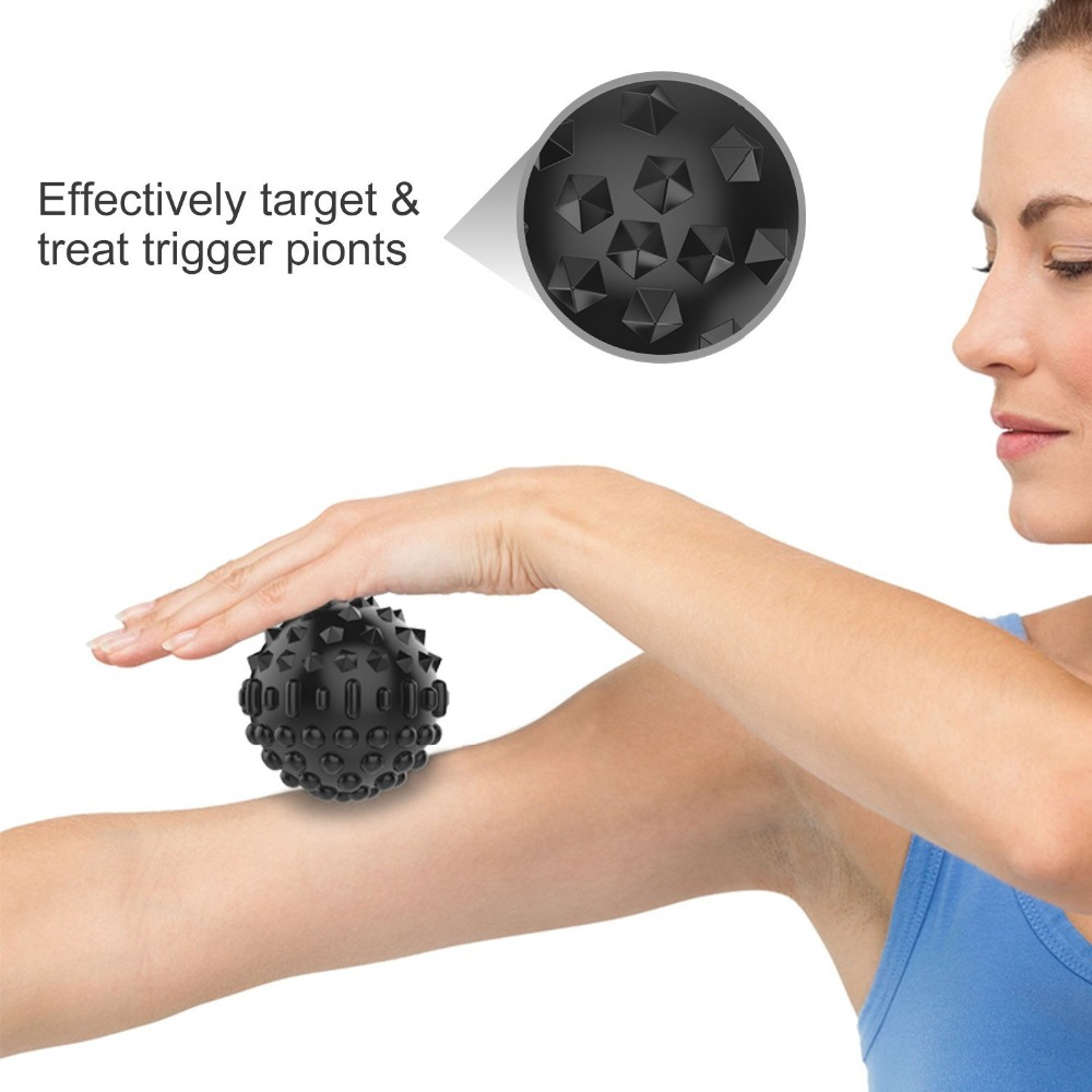 Procircle Pu Fitness Balls Massage Ball Deep Tissue Self-5508