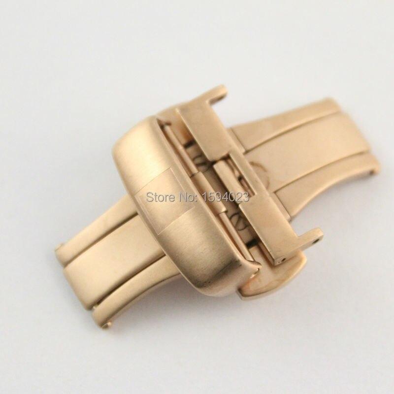 9828829c6e7 Material da Faixa   Aço Inoxidável. Pulseiras de Relógio 20mm sólido ...