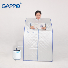 лучшая цена GAPPO Steam Sauna portable sauna room Beneficial skin infrared Weight loss Calories bath SPA with sauna bag