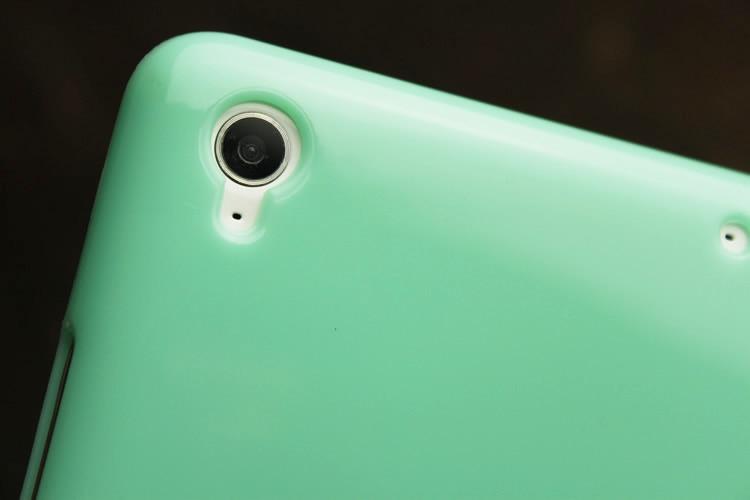 FÖR Xiaomi mi pad 2 mipad 2 mjuk täckväska 7,9 tum solid färg - Reservdelar och tillbehör för mobiltelefoner - Foto 4