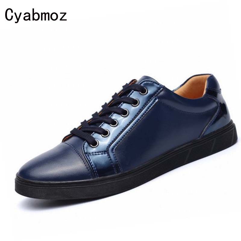 Luxury brand Mens Shoes Genuine Leather High Quality Casual Shoes Men Leather Shoes Lace-Up Business Dress Men's Gentleman Flats men s dress shoes mens formal cow leather shoes high quality business oxford genuine leather soft casual lace up flats shoes