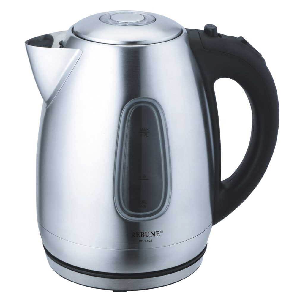 все цены на REBUNE Original 1.7L Electric Water Kettle Auto Power-off Protection Wired Handheld Instant Heating Electric Kettle
