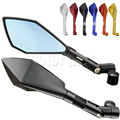 Rearview Mirrors For Honda CB400 CB400SF VTEC CB 400 500 750 1300 1100SF CNC Aluminum Mirror Motorcycle Scooter Accessories