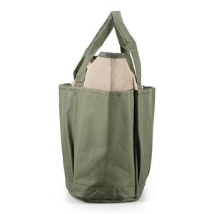 Image 4 - Garden Tool Bag Outdoor Tools Oxford Fabric Garden Square Box Type Bag for Gardening Tool Kit Outdoor Tools