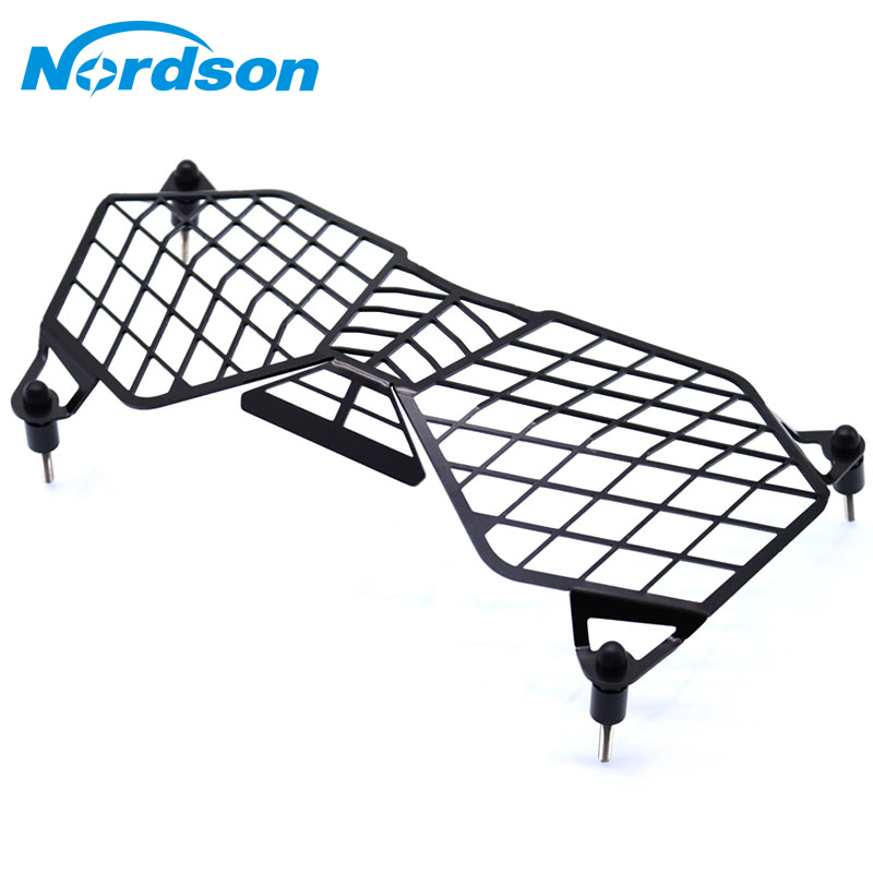 Nordson Motorcycle Headlight Guard Protector For Triumph