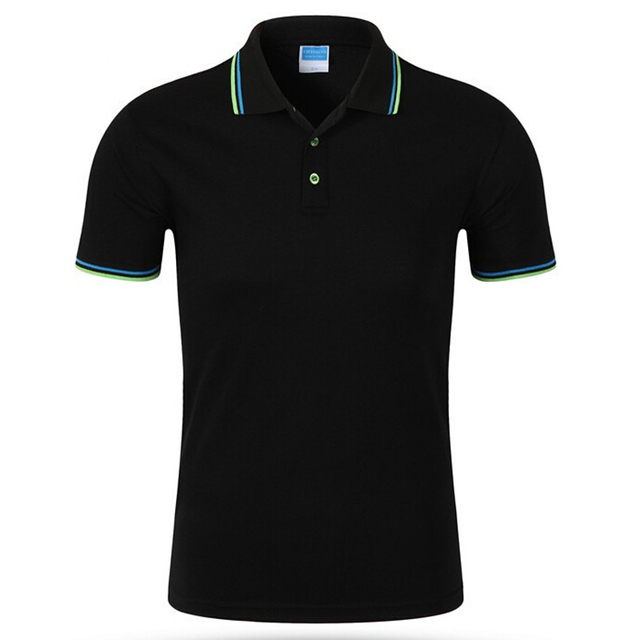 Polo Men Casual Design Short Sleeve camisa polo homme Shirt Breathable Solid Polos Cotton Shirts Plus Size 3XL