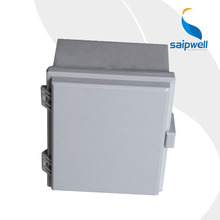 2014 superior quality SP-WT-2116090 CE Approved Hinge type buckle Waterproof Box/Instrument Enclosures/Junction box ABS material