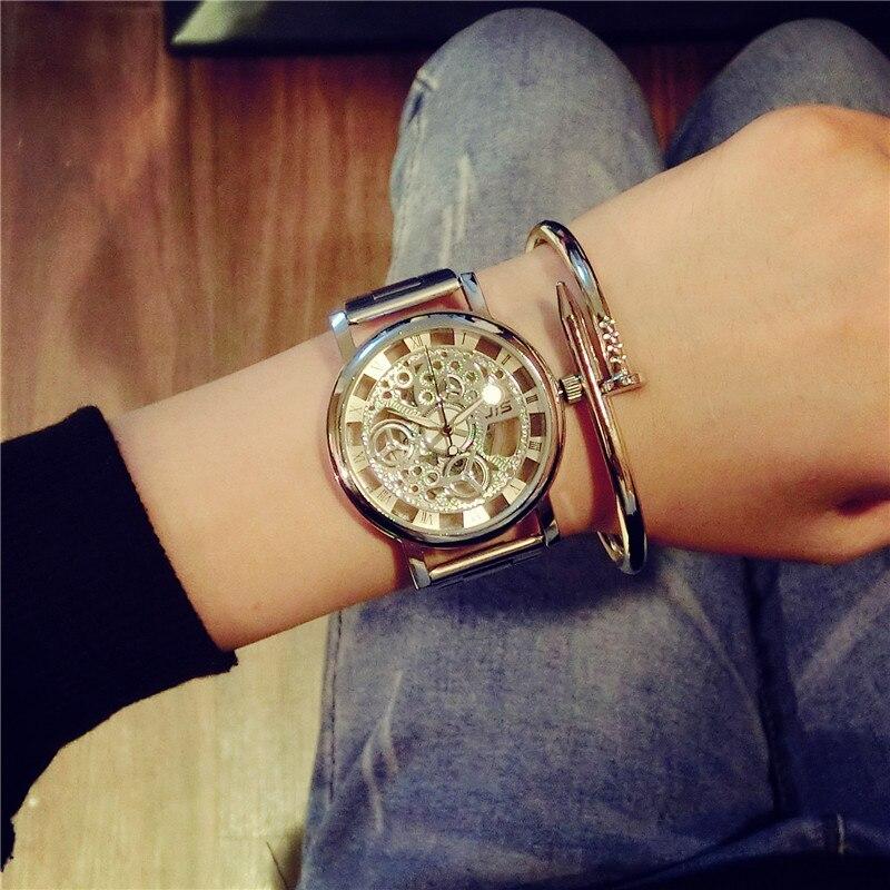 Νέα μάρκα πολυτελείας μόδας Casual από - Γυναικεία ρολόγια - Φωτογραφία 5