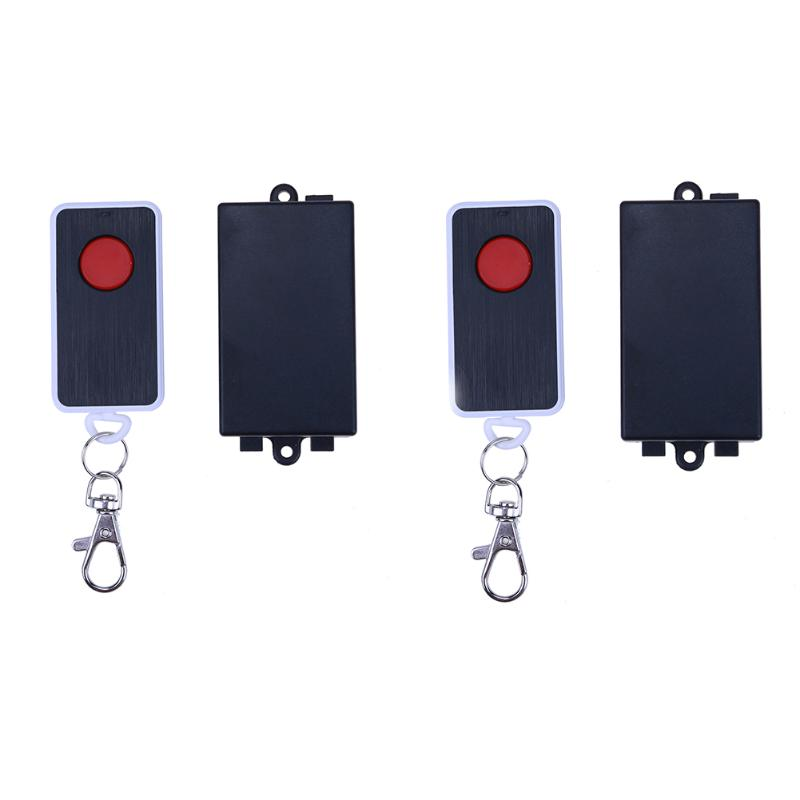 AC 220V 1CH Relay 315/433MHz Wireless Single Button Remote Control Lamp LED Switch for Light Electric Door Window wireless service call bell system popular in restaurant ce passed 433 92mhz full equipment watch pager 1 watch 7 call button