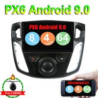 4G RAM 2 din Android gps for Ford Focus 3 2012 2013 2014 2015 Car Radio Tape Recorder Stereo WIFI RDS Car dvd multimedia Player