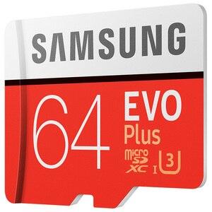 Image 5 - بطاقة ذاكرة سامسونج مايكرو sd 64GB 128GB 256GB 512GB EVO Plus Class10 مقاوم للماء TF ميموري بطاقة Sim للهواتف الذكية كاميرا