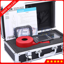 Buy online ETCR2100A+ Digital Clamp-on ground resistance tester with resistor machine data memory 99 Sets