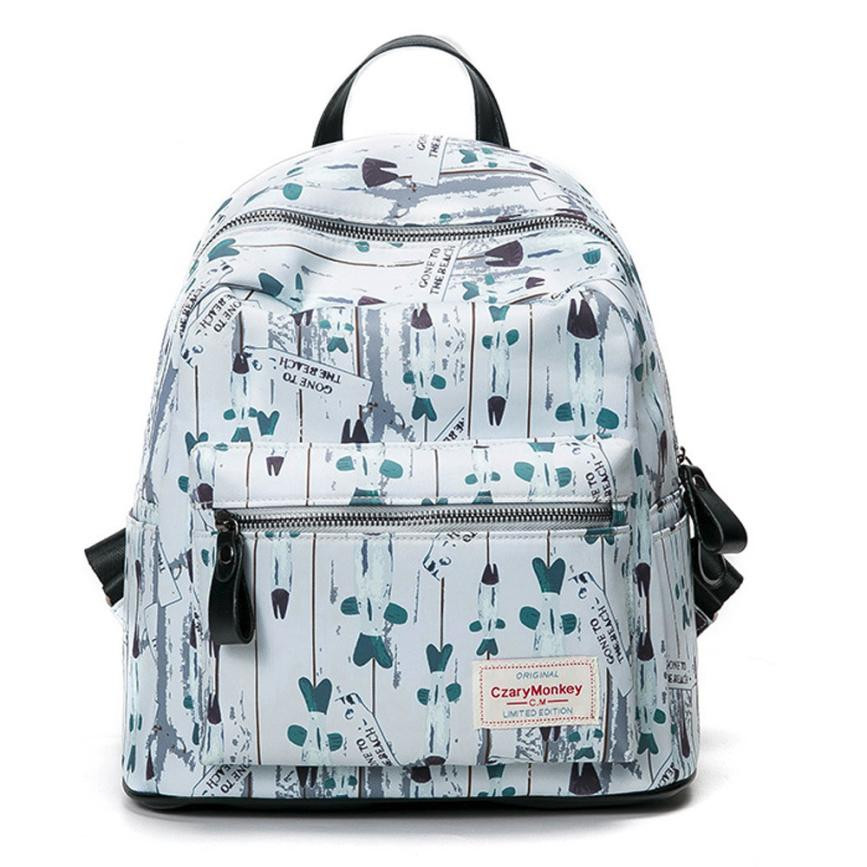 New Arrival Girls Backpack Korean Women Backpack Casual Teenage Student Schoolbag Soft Canvas Women Bag mochila