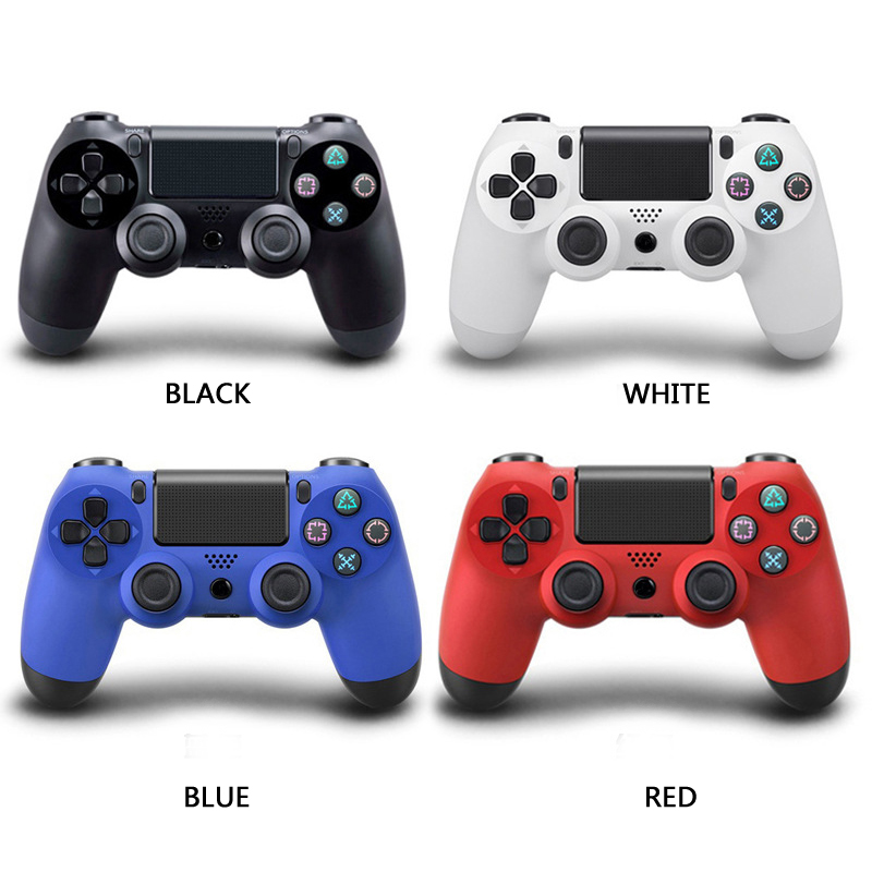 8 cores Bluetooth Gamepad Para Play Station Controller Para SONY PS4 4 Controle Joystick Sem Fio Do Console Para PS3 Para Dualshock