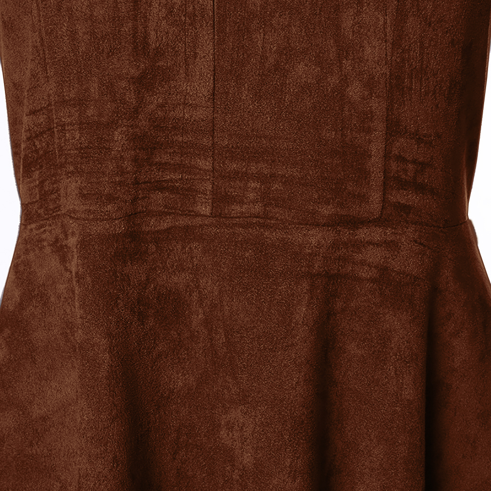 Gray Bandage A-Line Off Shoulder Backless Solid Sleeveless Mini Dress 10