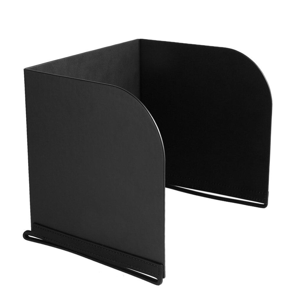 PGYTECH 9.7 Inch FPV Monitor PGY L200 Black PAD Monitor Hood Universal Sunshade Sun Hood & holder for DJI Mavic Pro Phantom 3 4 32mm aluminum alloy sunshade lens hood for gunsight black