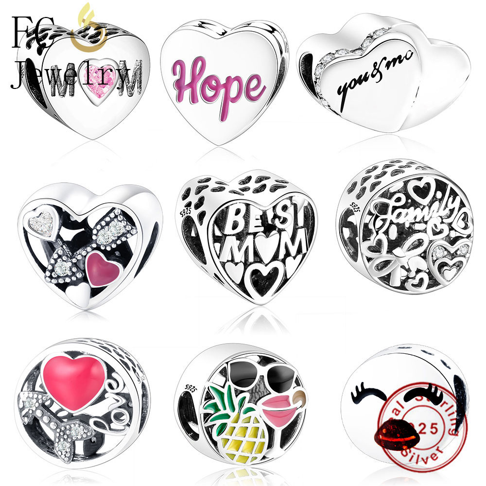 e327a216e46 best 925 silver charms pandora ribbon list and get free shipping ...