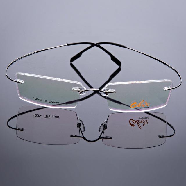 Importada b titanium superar elástica luz exceder la sección de poesía segundo matan gafas de marco marco de los vidrios de los hombres y mujeres de fondo