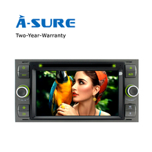 A-Sure 7″ Car Radio Player GPS for Ford Transit Focus Galaxy S-Max C-Max Fusion Fiesta RDS SWC Bluetooth CD DVD USB Mirror Link