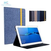 Mediapad M3 Lite 10 0 10 1 PU Leather Case Cover Tablet Funda For Huawei MediaPad
