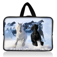 Hot Design Horse Sleeve Case Bag Cover Handle For 7 Inch Barnes Noble NOOK Tablet PC