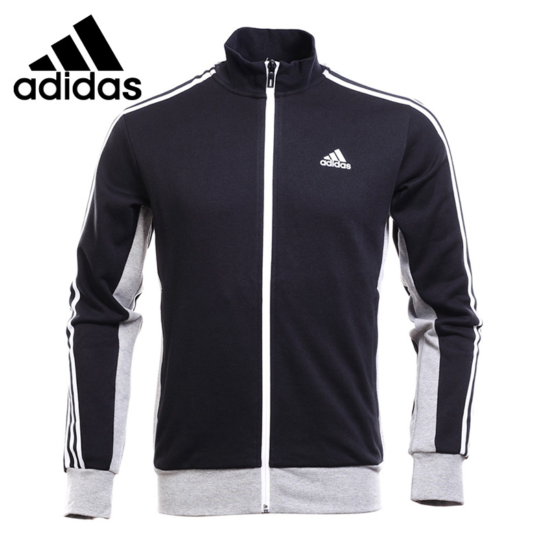 Original New Arrival 2017 Adidas Performance Men's Knitted jacket Sportswear new arrival iron