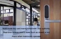 Электрический замок rfid дверной замок система контроля доступа ключ карта для гостиницы замок