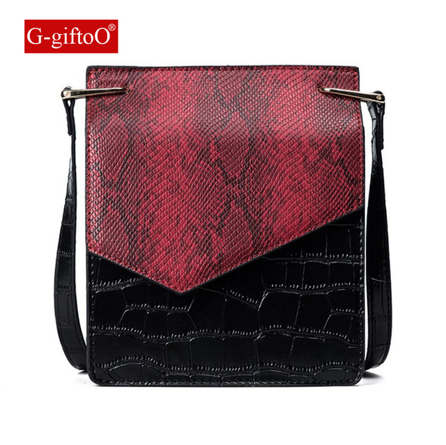 Women Famous brand designer Luxury leather handbags women messenger bag  Ladies Shoulder bags crocodile pattern Crossbody e63507f64fdb5