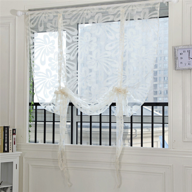 Tels Voile Curtain Swags All Colours