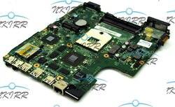 100% pracy HM65 DATE5DMB8F0 REV: F A000074700 31TE5MB00D0 GT540M płyta główna Siedzenie pojazdu dla Toshiba Satellite L740 L745