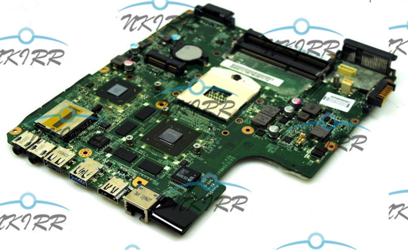 HM65 DATE5DMB8F0 REV:F A000074700 31TE5MB00D0 GT540M MotherBoard SYSTEM BOARD for Toshiba Satellite L740 L745 a000093450 date5mb16a0 for toshiba l745 l740 laptop motherboard ddr3 free shipping 100