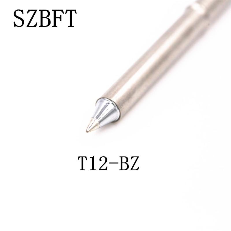 SZBFT T12-BZ BCF1 BCF3 BCF3Z BL C1 C4 Sfaturi de fier de lipit pentru - Echipamente de sudura - Fotografie 2
