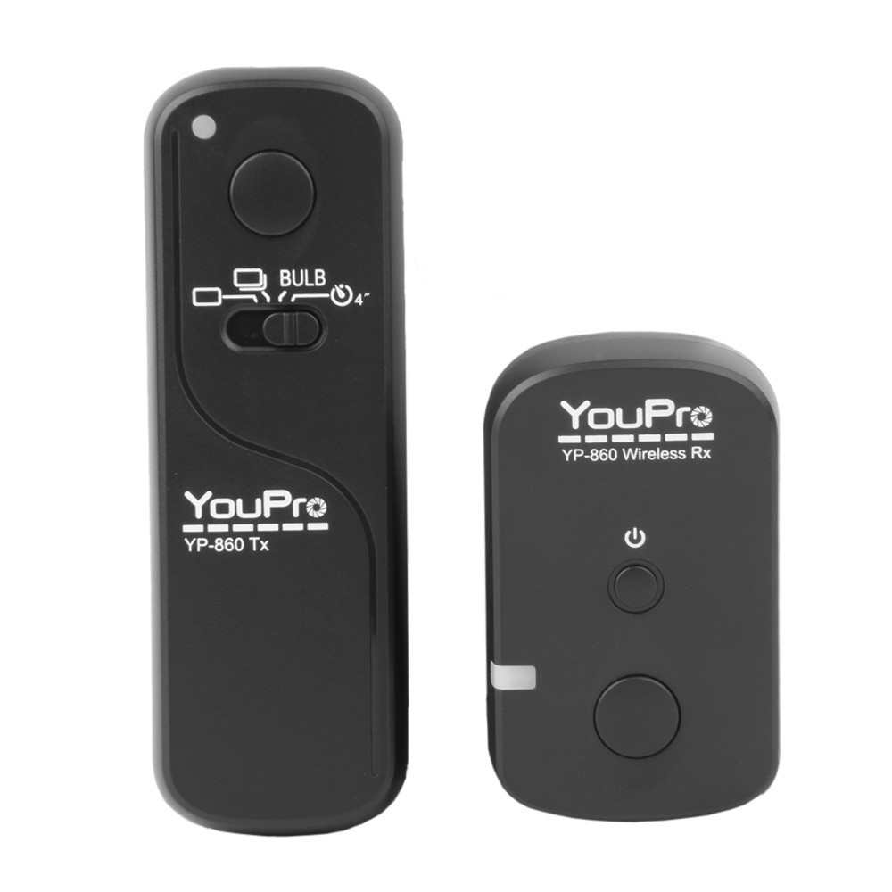 Yp 860 Camera Wireless Remote Control Shutter Release For