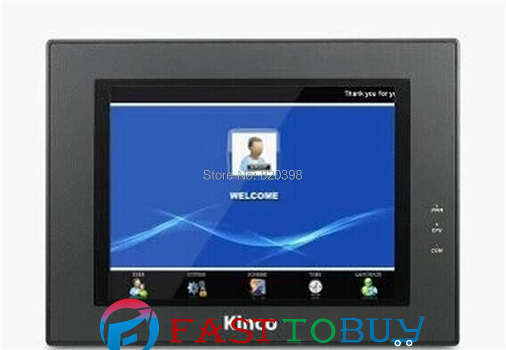 10.4 inch HMI 800*600 MT4513T with Free programming Cable&Software New 10 4 inch hmi 800 600 mt4523t usb host sd card with free programming cable