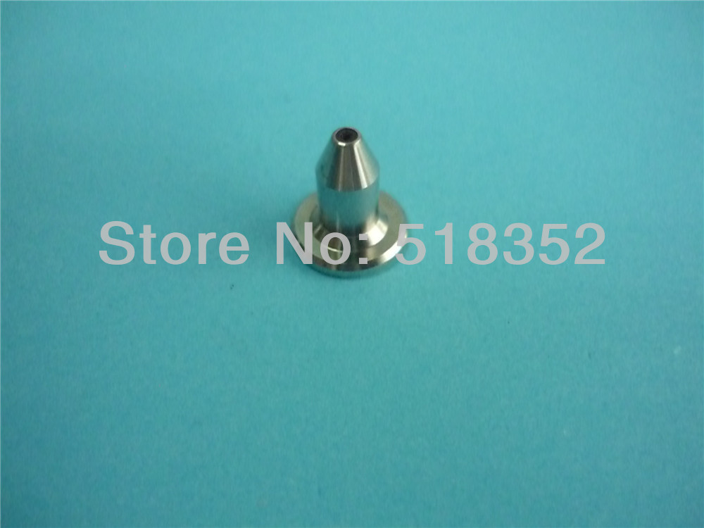 A290-8110-Y774 F124 Fanuc Jet Nozzle Lower (Sub Die Guide/ Wire Guide) Dia.1.0mm for WEDM-LS Wire Cutting Machine Parts a290 8110 x715 16 17 fanuc f113 diamond wire guide d 0 205 255 305mm for dwc a b c ia ib ic awt wedm ls machine spare parts