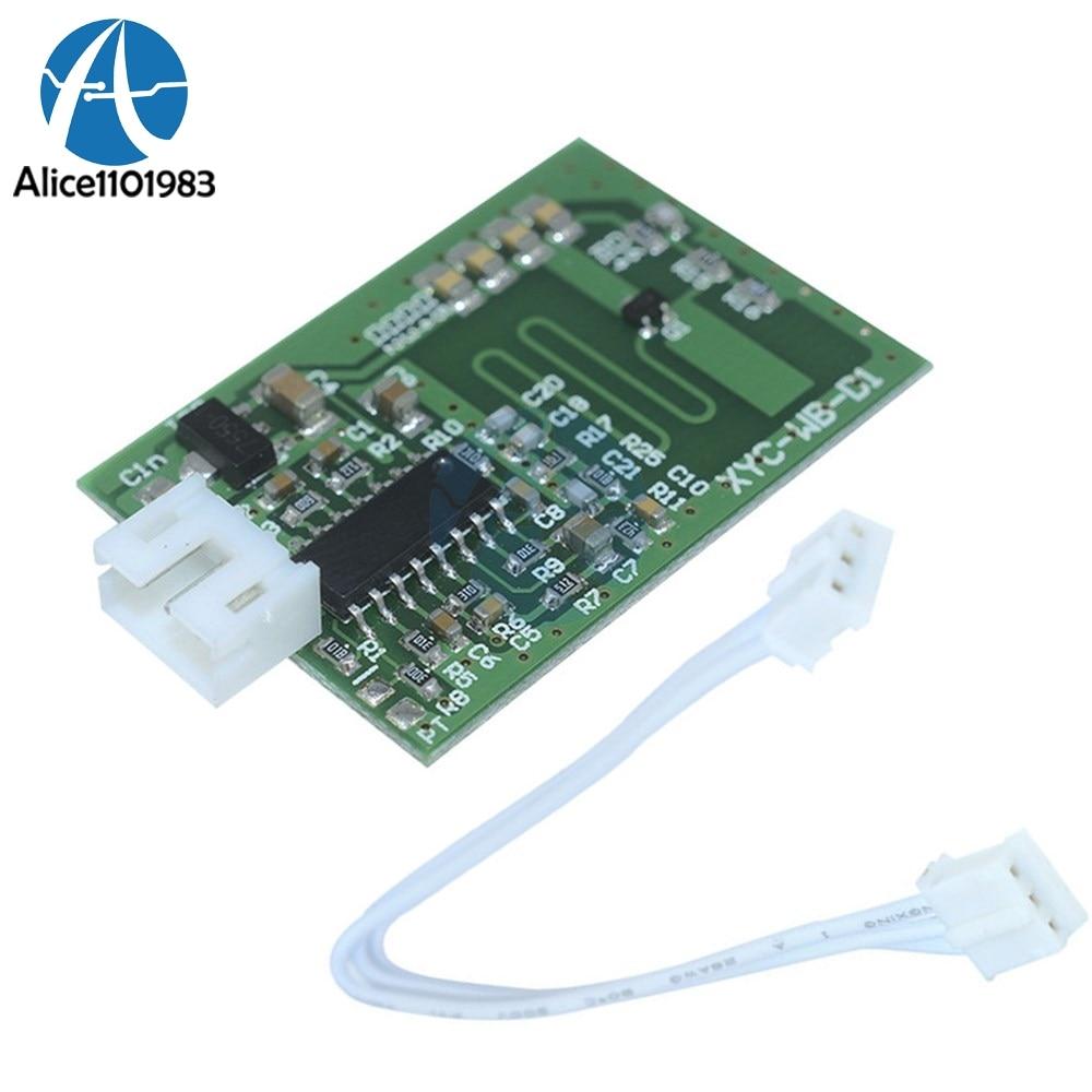 Led Microwave Sensor Dc Microwave Radar Sensing Module