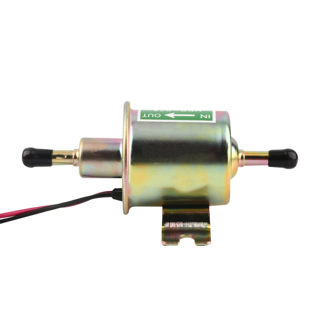 12v Universal Car Electric Fuel Pump Low Pressure Aluminum Oil Peugeot 307 Fuse Box Horn Burning Gasoline Petrol Diesel Feed Hot Selling In Pumps From Automobiles