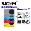 Original SJCAM SJ5000 SJ5000X Plus SJ5000 WIFI SJ5000 30 M À Prova D' Água Câmera de Ação de Esportes Sj Cam DV Com Vários Acessórios