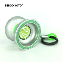 BEBOO YOYO Professional YoYo Aluminum Alloy Metal Yoyo Classic Toys Gift For Children 2017 New Arrival