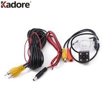For KIA Forte Cerato 2009 2010 2011 2012 2013 Parking Assistance System LED Night Vison Camera Car Rear View Camera