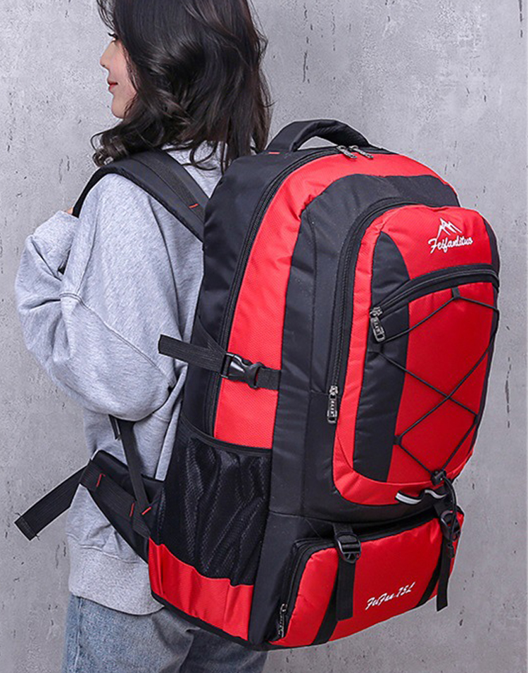 backpack Camping male travel 35