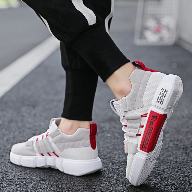 Men's Fashion Sneakers - 3 Colors 3